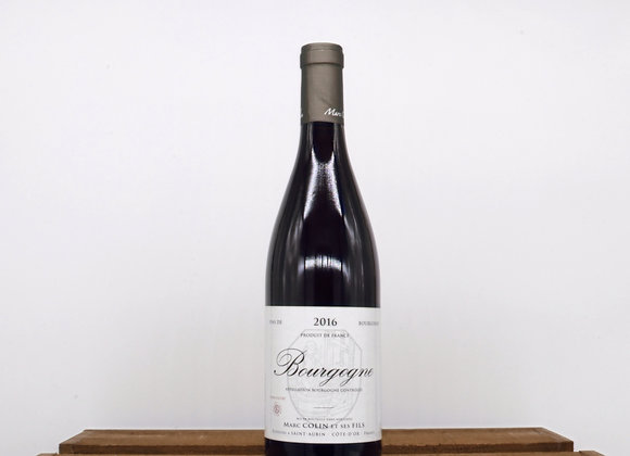 Marc Colin et Fils Burgogne Rouge Pinot Noir