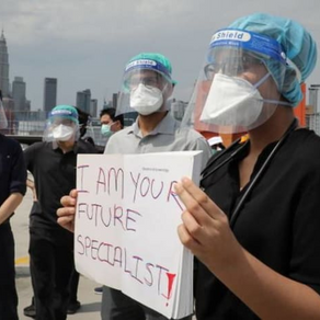 Malaysia's coffers run dry as COVID-19 pandemic worsens