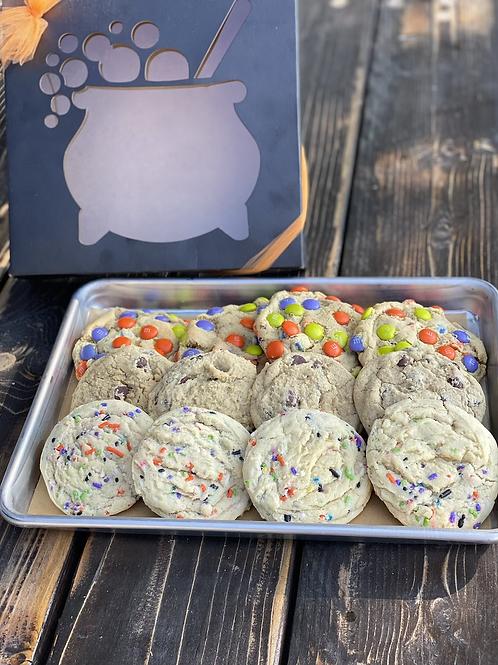 Halloween comfort cookies