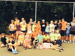 Holiday Tennis Camp