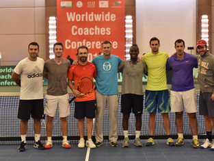 World Coaches Conference 2015