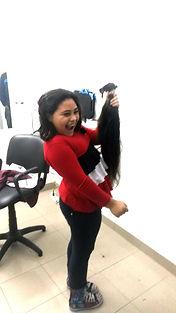 quiero vender mi pelo