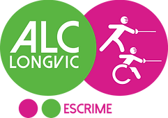 logo ALC Longvic Escrime