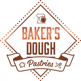 Baker's Dough Pastries logo