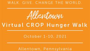 2021 CROP Hunger Walk