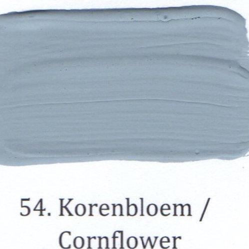 Kleur 54. Korenbloem