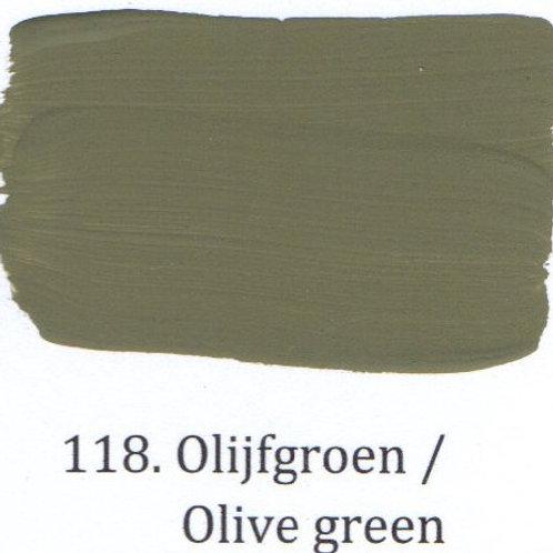 Kleur 118. Olijfgroen