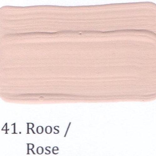 Kleur 41. Roos