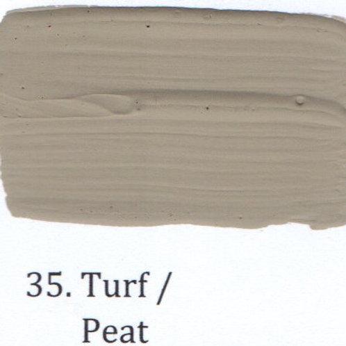 Kleur 35. Turf