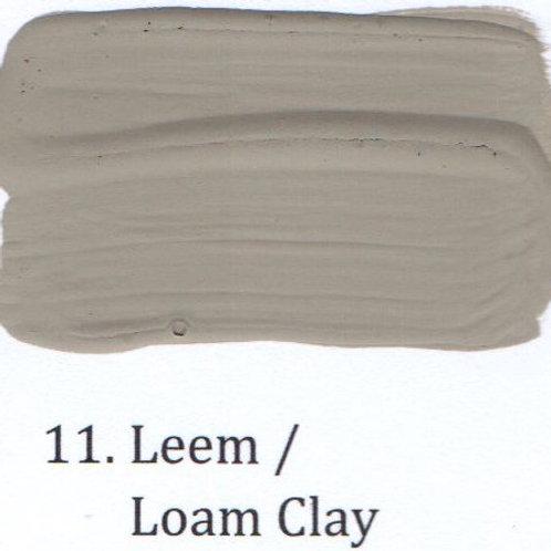 Kleur 11. Leem