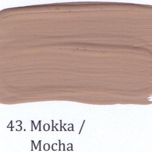 Kleur 43. Mokka