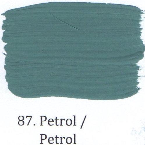 Kleur 87. Petrol