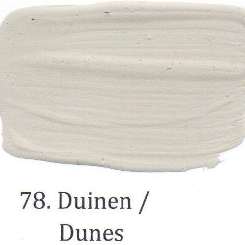 Kleur 78. Duinen