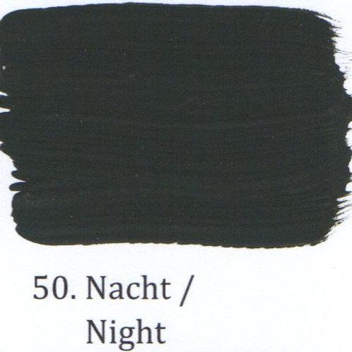 Kleur 50. Nacht