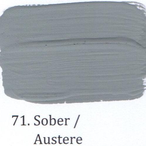 Kleur 71. Sober