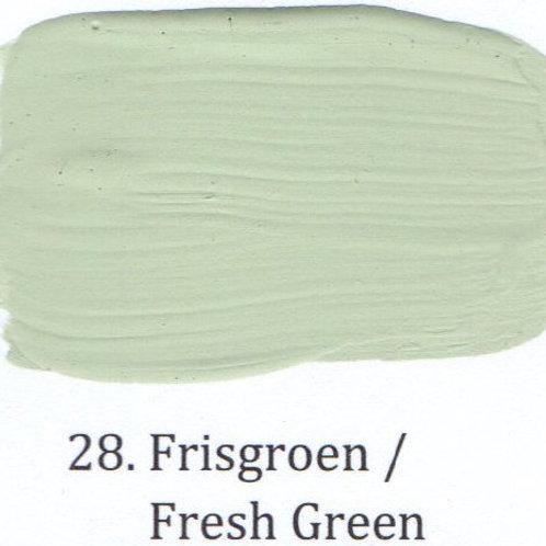 Kleur 28. Frisgroen