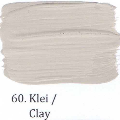 Kleur 60. Klei