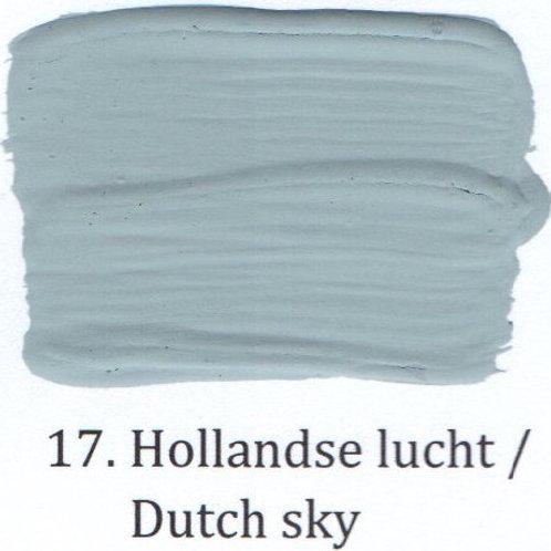 Kleur 17. Hollandse lucht