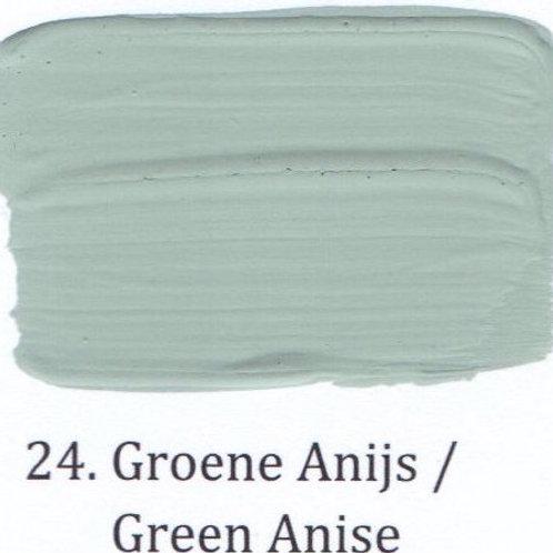 Kleur 24. Groene Anijs