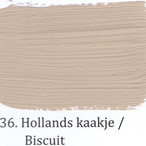 KALEI 36. Hollands kaakje
