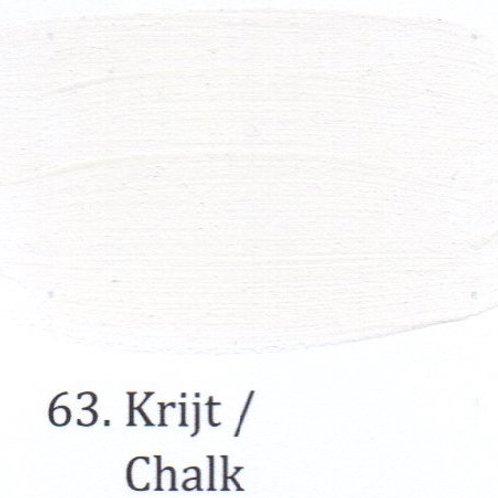 Kleur 63. Krijt