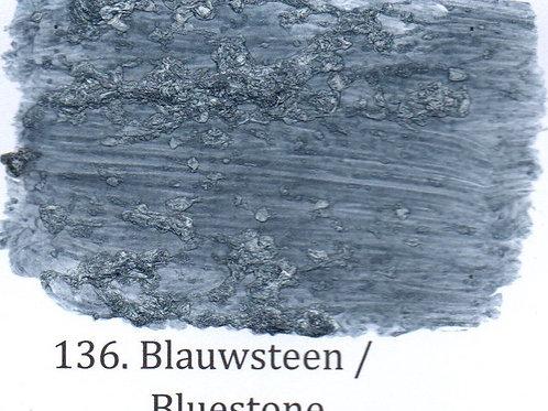 VERF Kleur 136. Blauwsteen