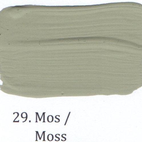 Kleur 29. Mos