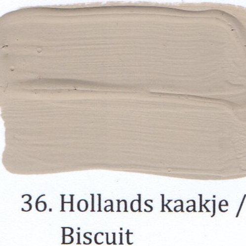 Kleur 36. Hollands kaakje