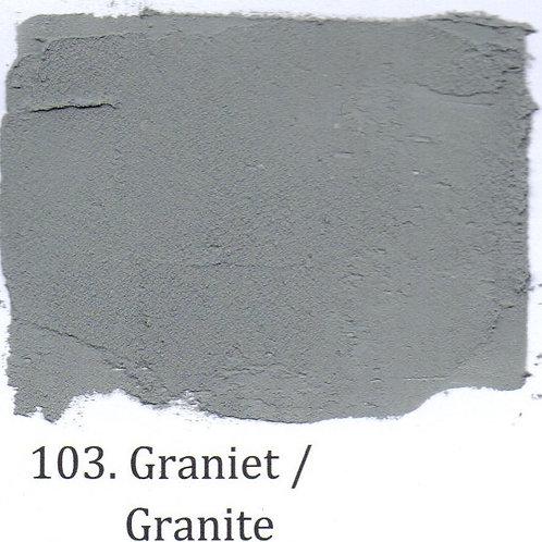 STUC Kleur 103. Graniet