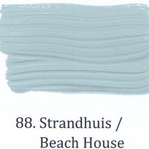 Kleur 88. Strandhuis