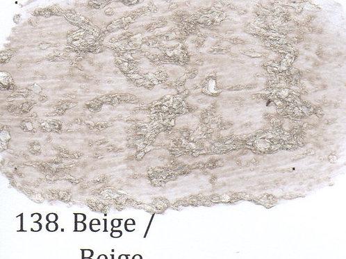 VERF Kleur 138. Beige