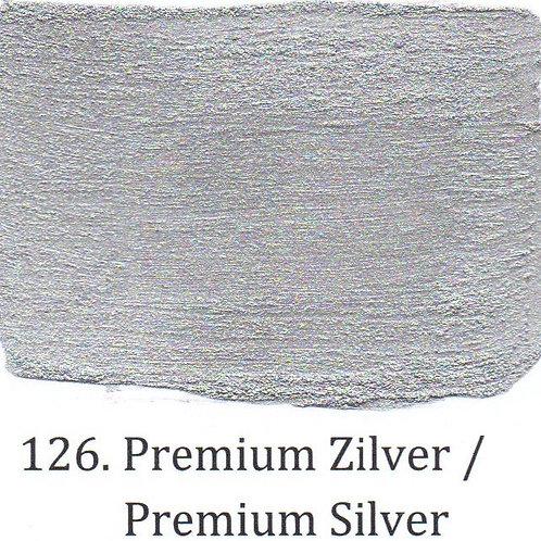 Kleur 126. Premium Zilver