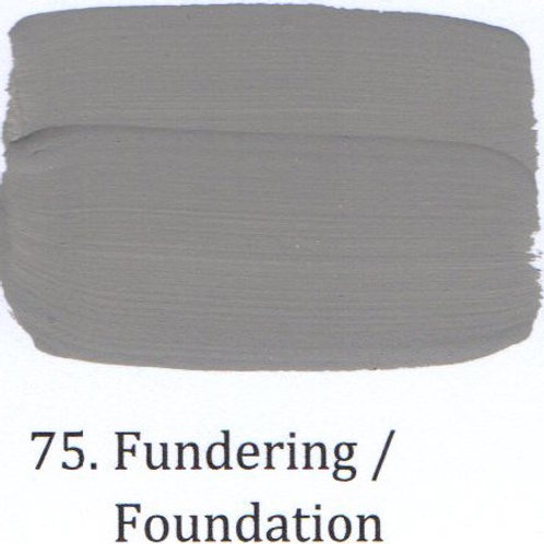 Kleur 75. Fundering