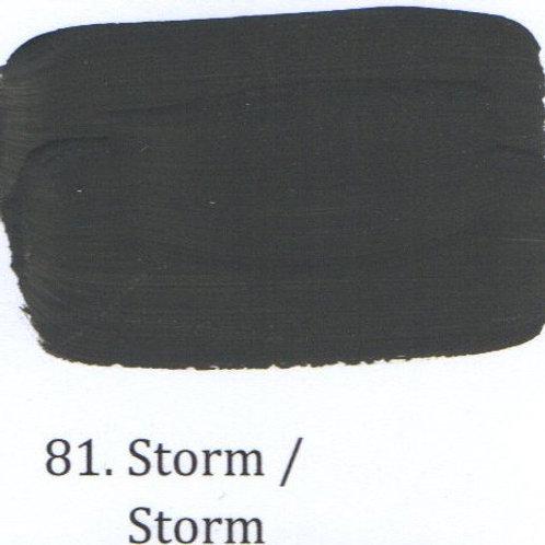 Kleur 81. Storm