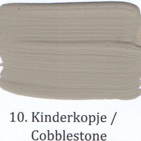 Kleur 10. Kinderkopje