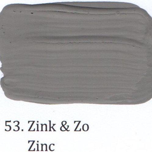 Kleur 53. Zink & Zo