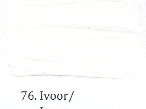 Kleur 76. Ivoor