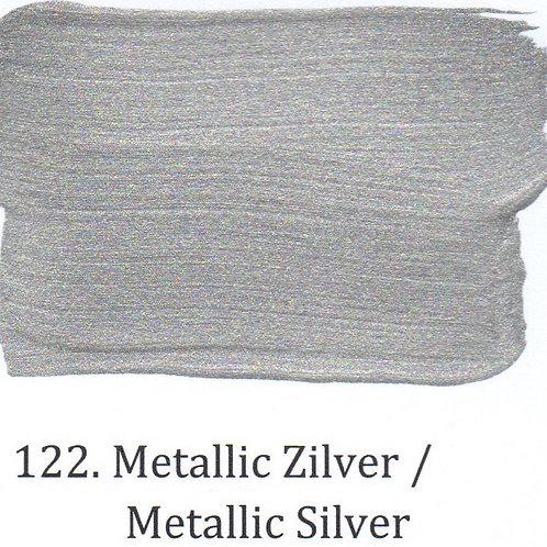 Kleur 122. Metallic Zilver