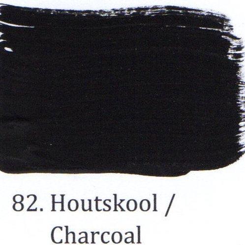 Kleur 82. Houtskool