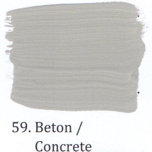 Kleur 59. Beton