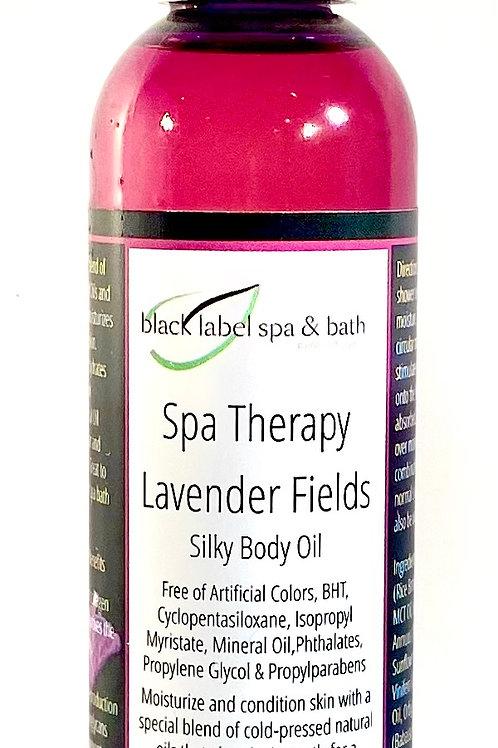 Spa Therapy Lavender Body Oil