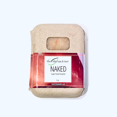 Naked Super-Fatted Soap Bar