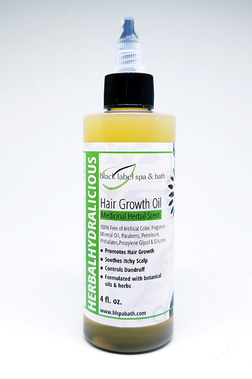 Best Natural Hair Growth Products-Herbal Hair Growth Oil