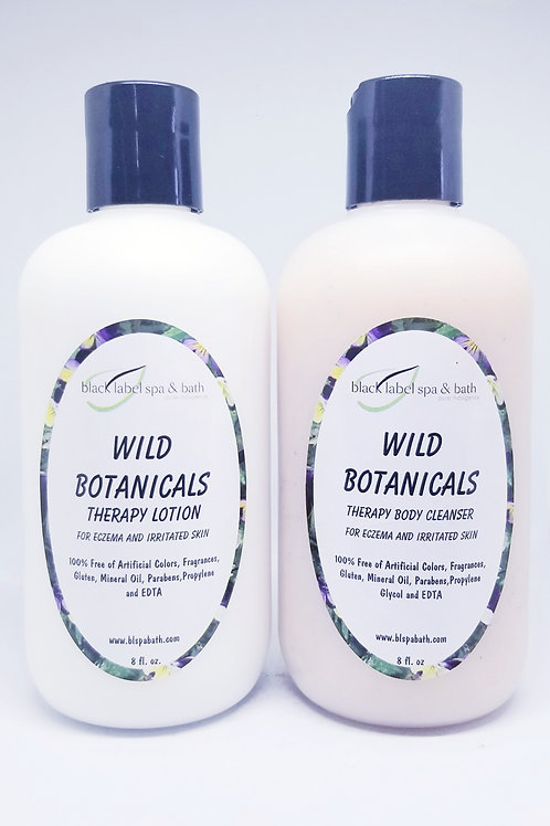 Wild Botanicals Eczema Care Set
