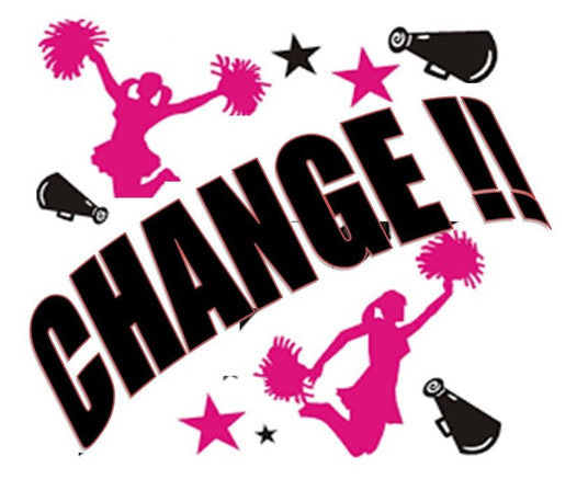 Are You An Insensitive Change Cheerleader?