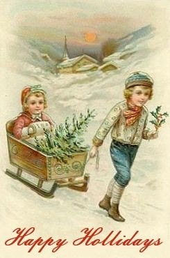 Victorian Holiday