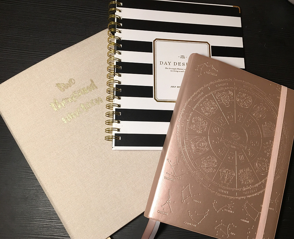 Anyone need a gently used planner?