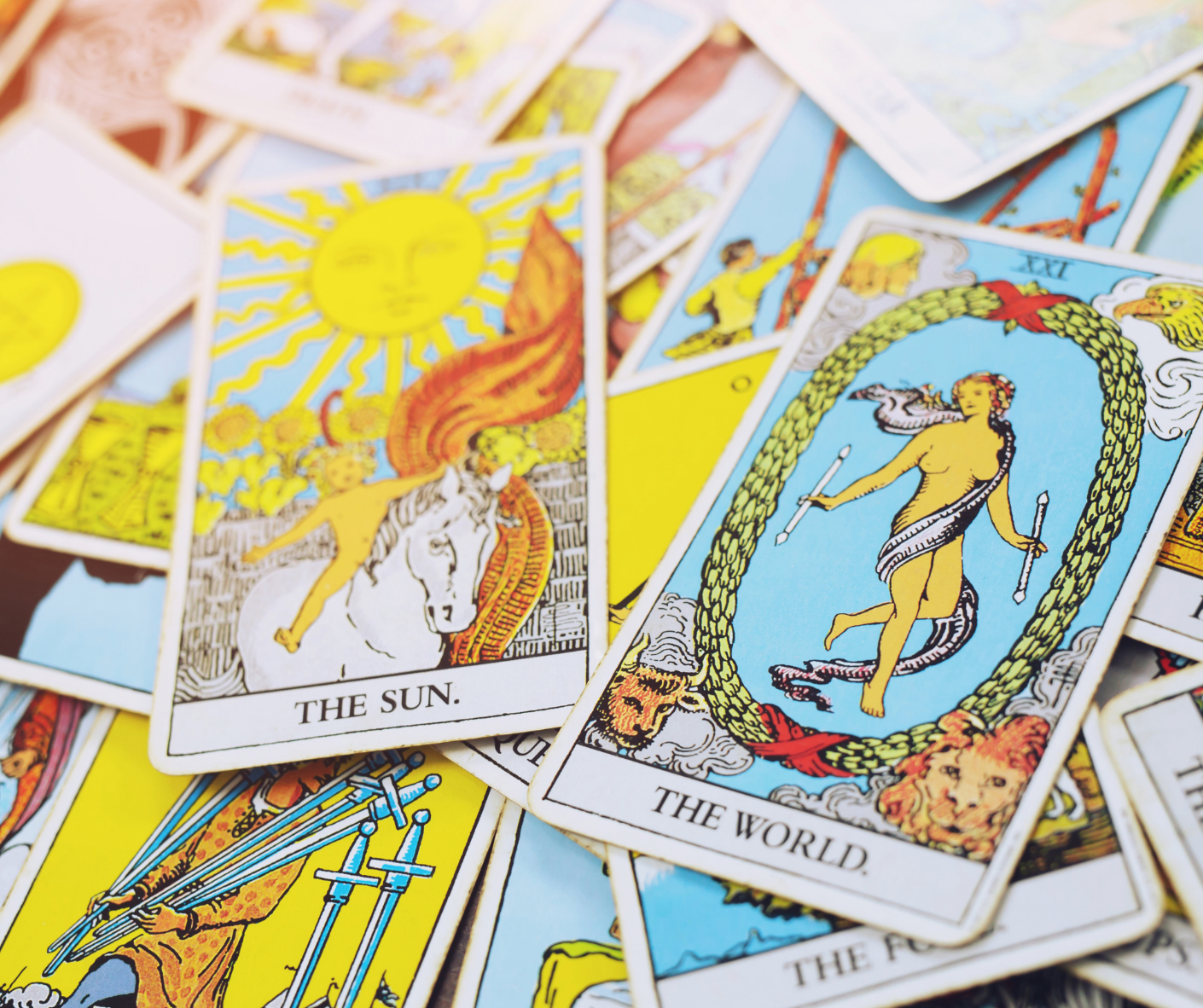 35 Minute Private Tarot Reading