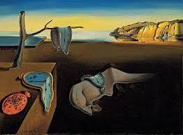 Dali's The Persistence of Memory