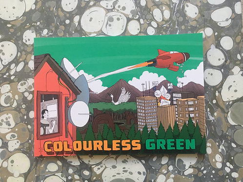 Colourless Green